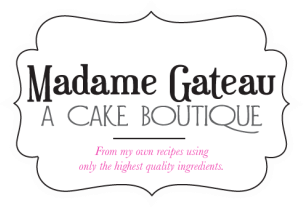 Madame Gateau, a cake boutique